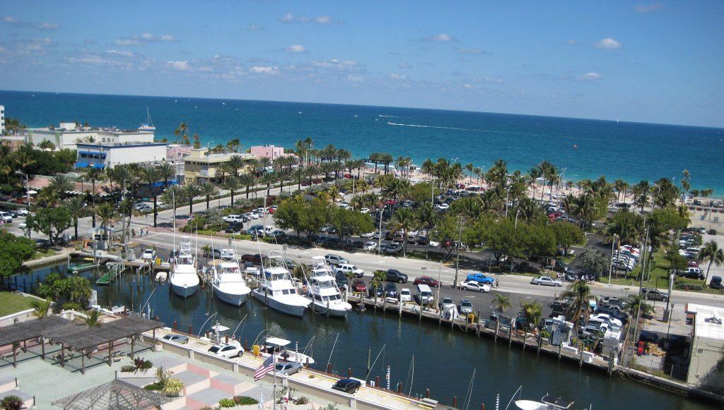 Fortt Lauderdale Marina