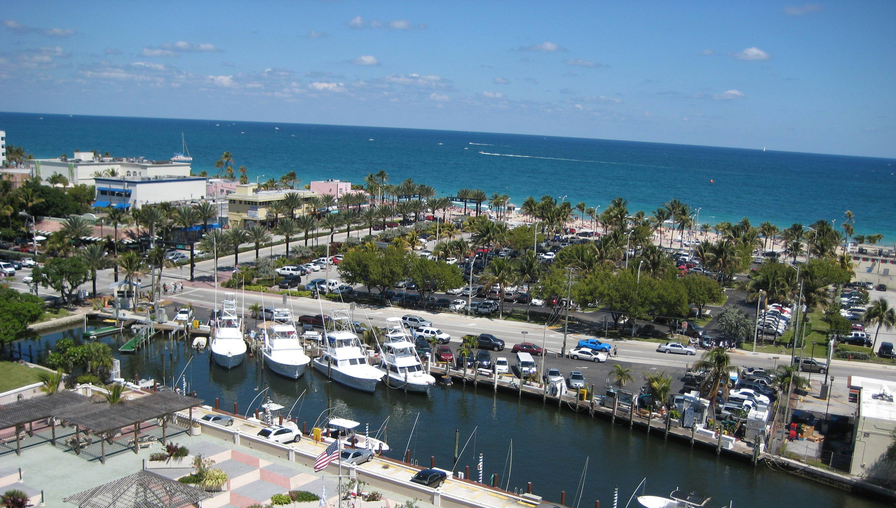 Ft Lauderdale Marina