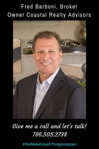 Fred Barboni, Owner, Broker, Realtor