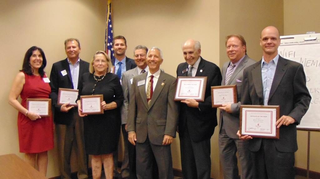realtors receiving awards